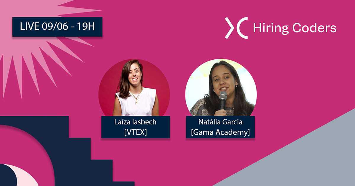 Hiring Coders – Watch and ask your questions about the program